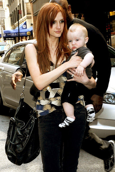 Ashlee Simpson S Son Bronx Wentz Is Turning 2 Years Old